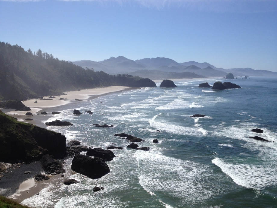 View of Cannon Beach 2