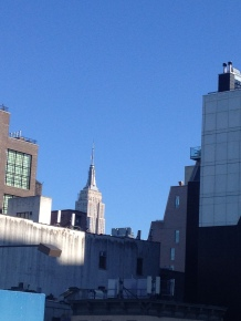 Spotted: the Empire State Building!