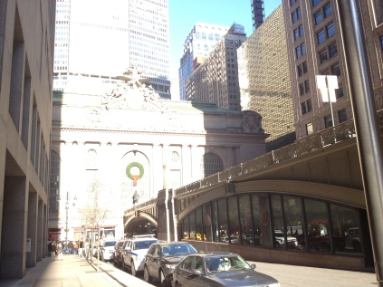 Grand Central Terminal!