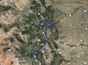 Colorado Map 2