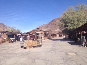 Calico Main Street