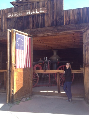 Calico Fire Hall