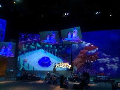 Disneyland nap room