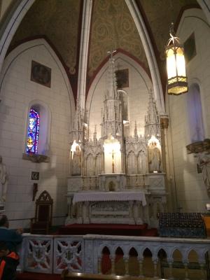 Loretto Chapel Altar