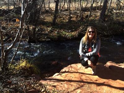 Red Rock creek