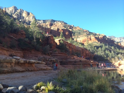 Slide Rock SP 7